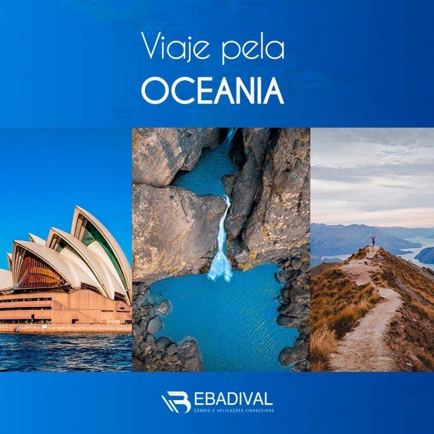 Viagem para a Oceania