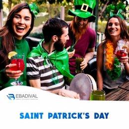 Datas comemorativas pelo mundo Saint Patrick's Day.jpg